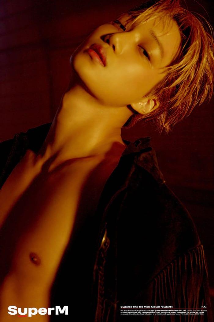 Le rappeur coréen Mark Lee