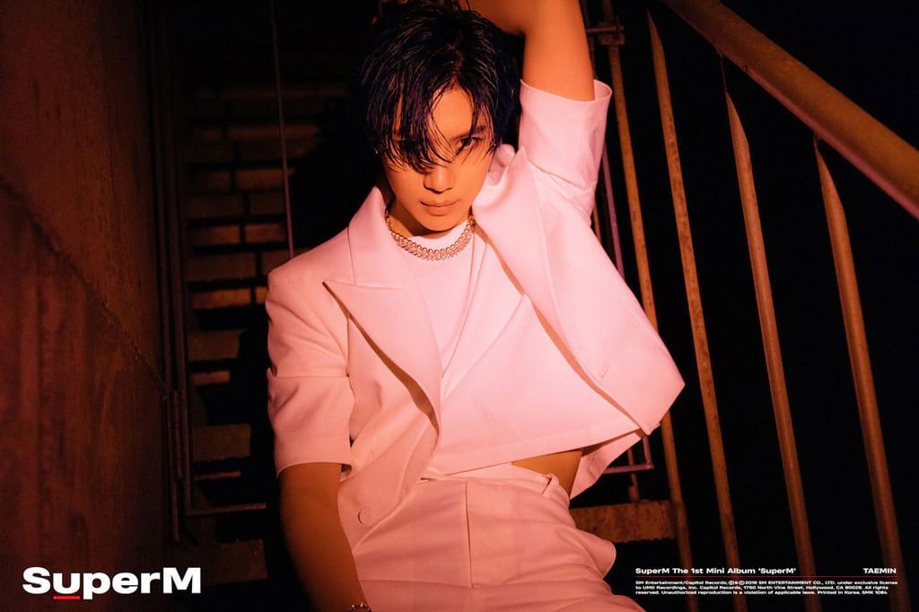 Taemin (SuperM)