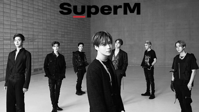 SuperM, groupe de K-pop