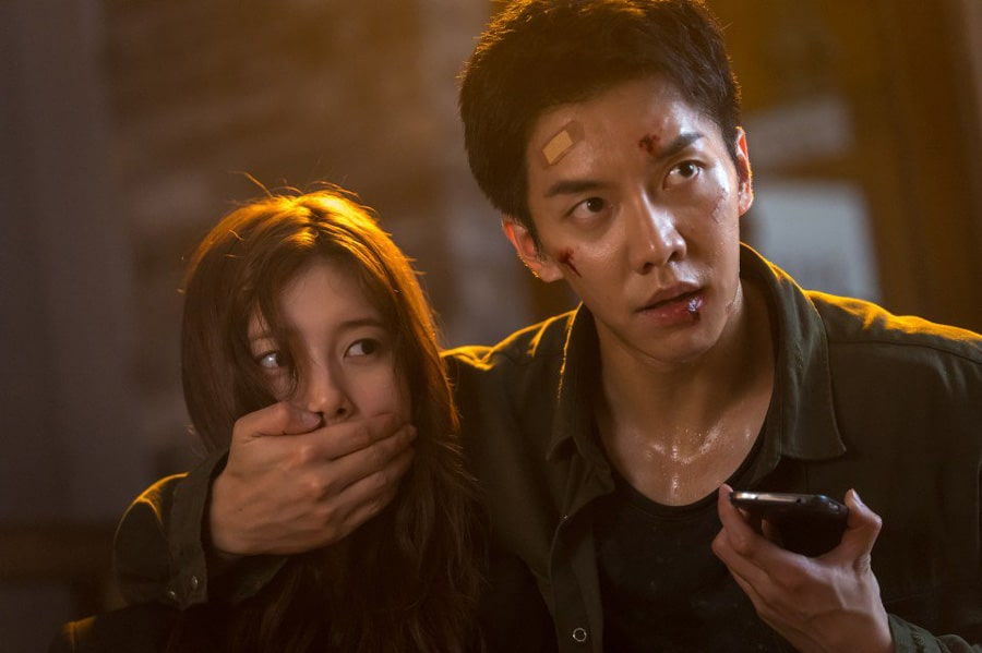 Suzy et Lee Seung-gi