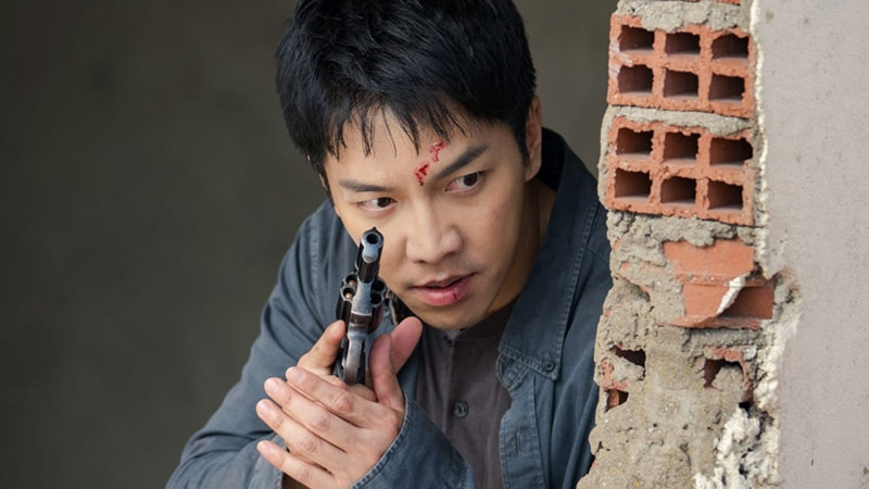 Lee Seung Gi dans la série coréenne Vagabond