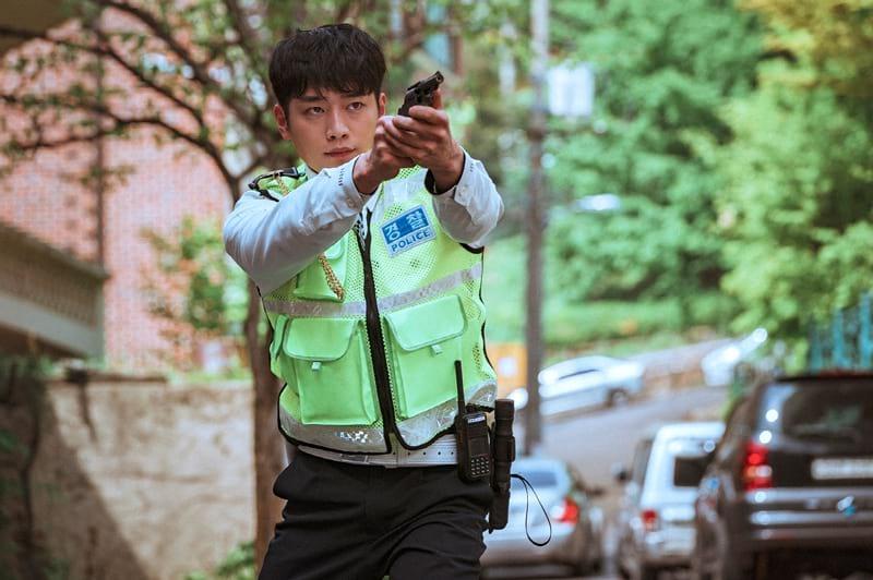 L'acteur coréen Seo Kang Joon dans Watcher