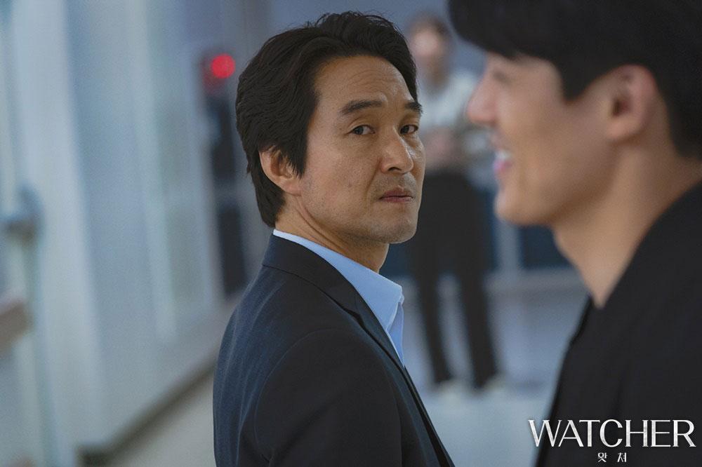 L'acteur coréen Han Seok Gyu