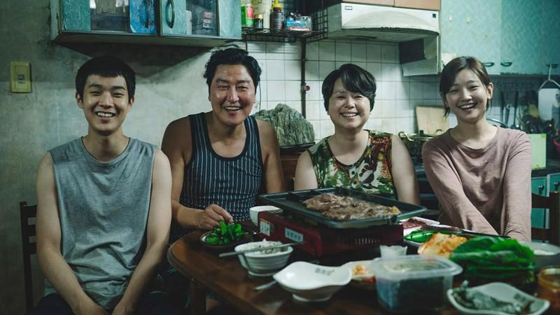 Le film Parasite de Bong Joon Ho
