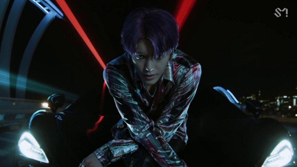 Taeyong dans Jopping MV