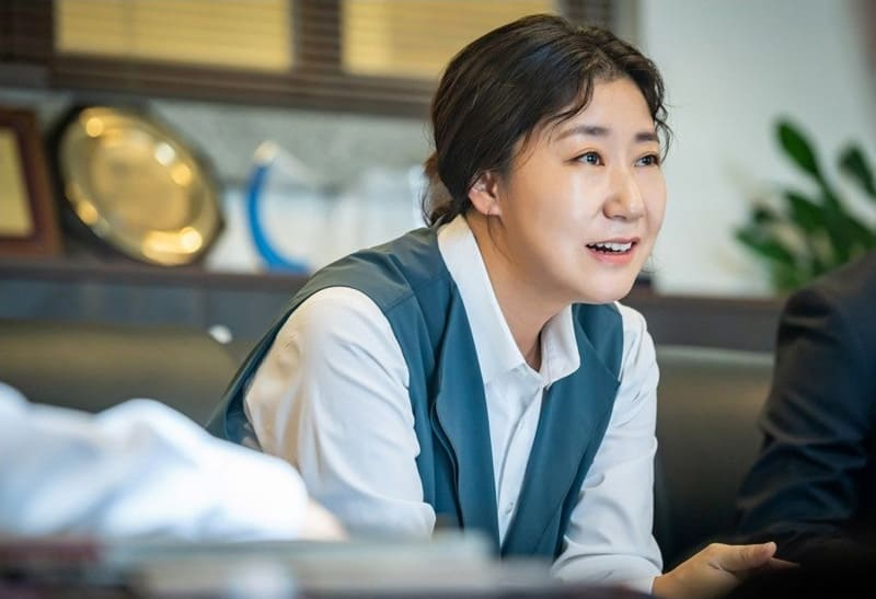 Ra Min Ran dans Black Dog (tvN)