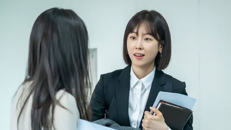 Seo Hyun Jin dans son nouveau drama, Black Dog