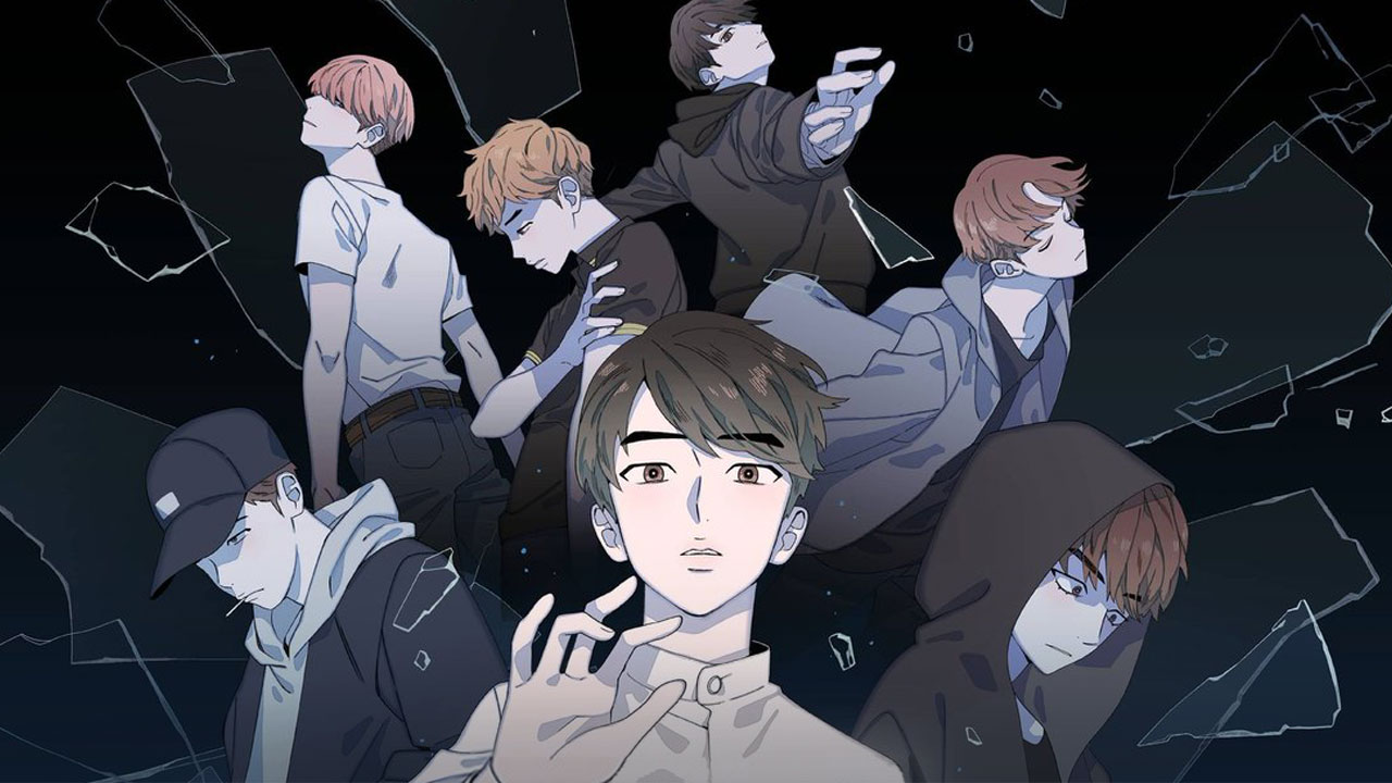 BTS : le webtoon Save Me