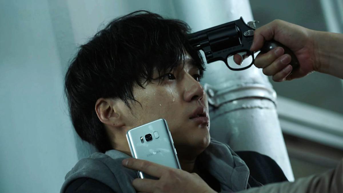 Lee Sung Joon (Yang Se Jong) menacé de mort dans Duel