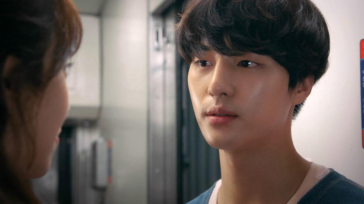 On Jung Sun (Yang Sejong) dans le drama Temperature of Love