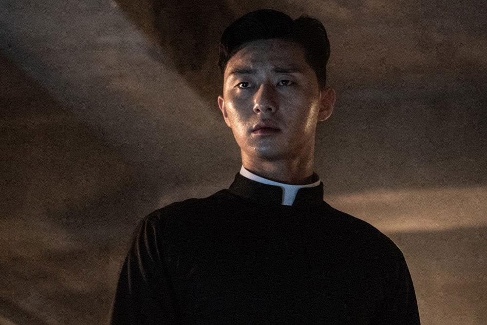 Park Seo Joon dans The Divine Fury