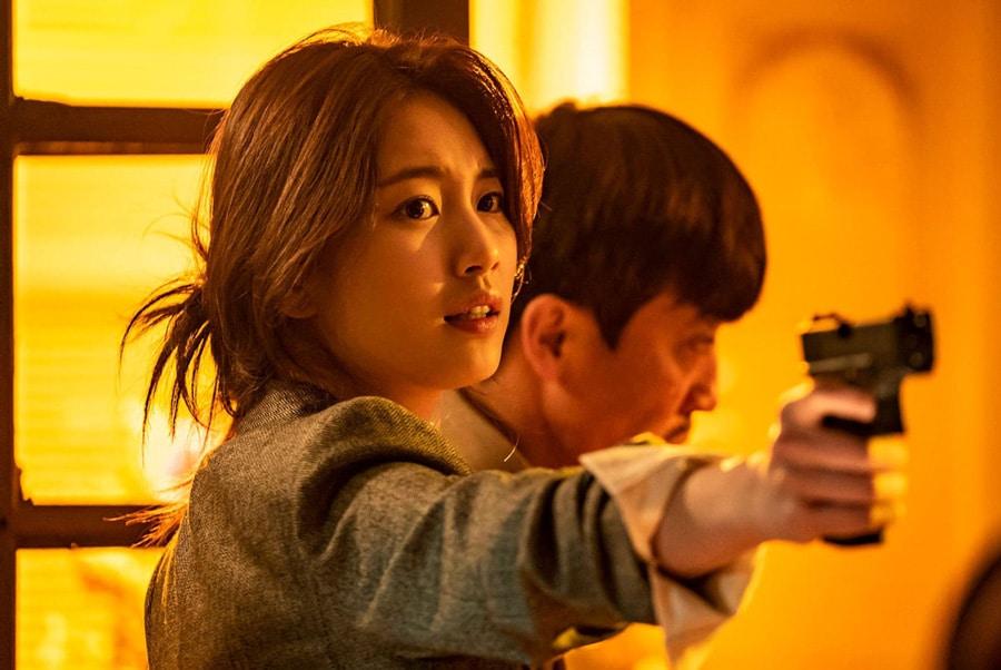 Go Hae Ri (Suzy) dans la série Vagabond