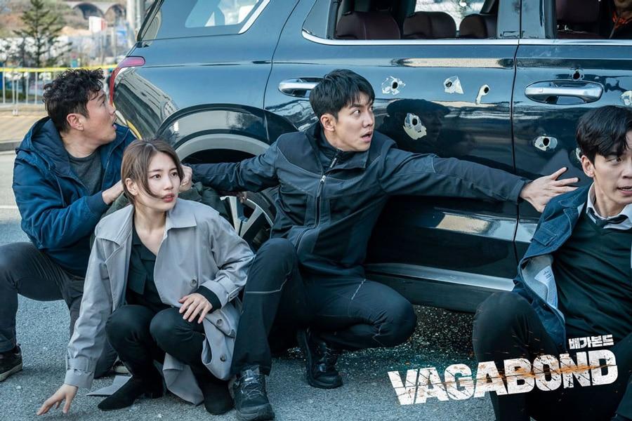 Vagabond,série d'action avec Lee Seung Gi et Suzy