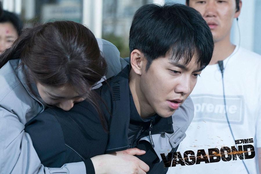 Cha Dal Geon (Lee Seung Gi) dans le drama Vagabond