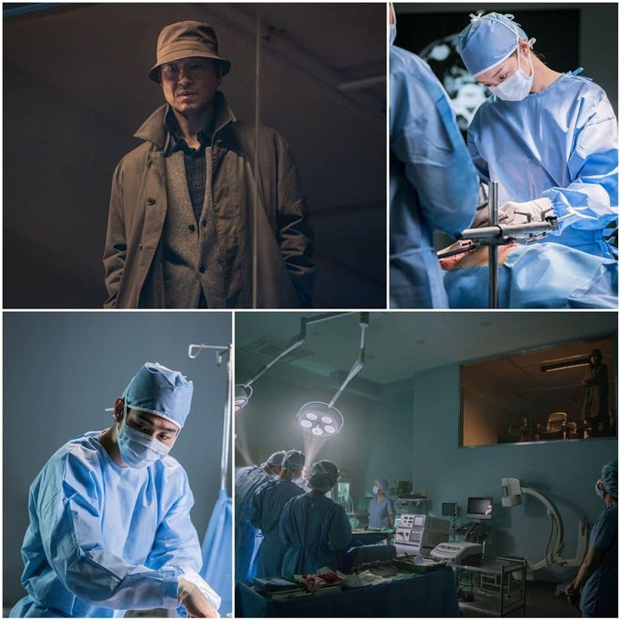 Han Suk Gyu dans Dr. Romantic Saison 2