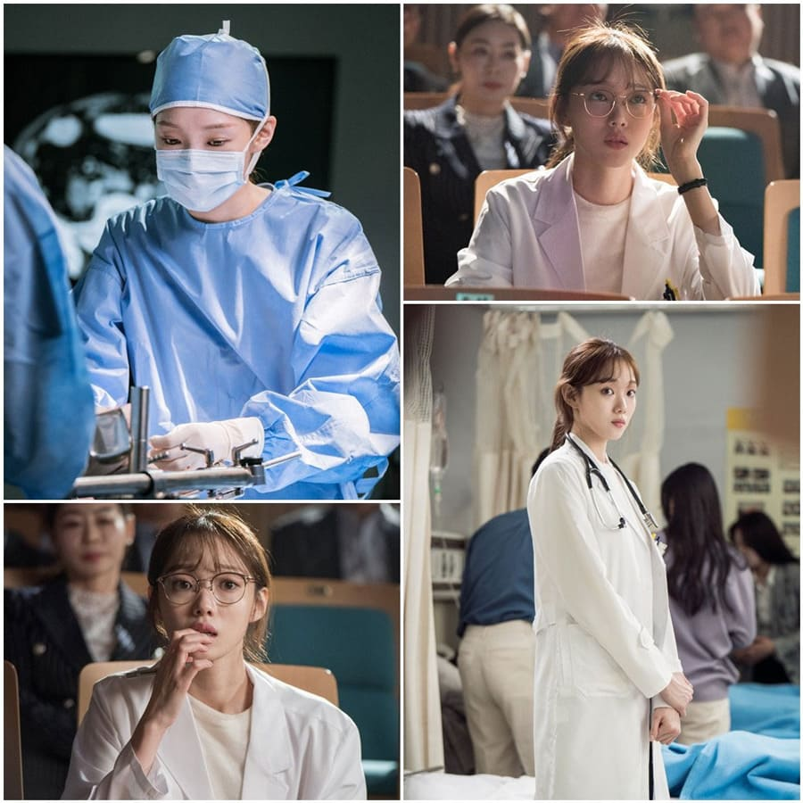 Lee Sung Kyung dans Dr. Romantic 2