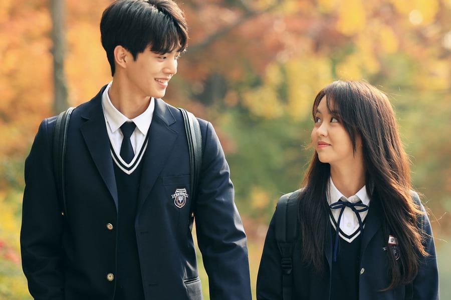 Love Alarm : Song Kang et Kim So Hyun