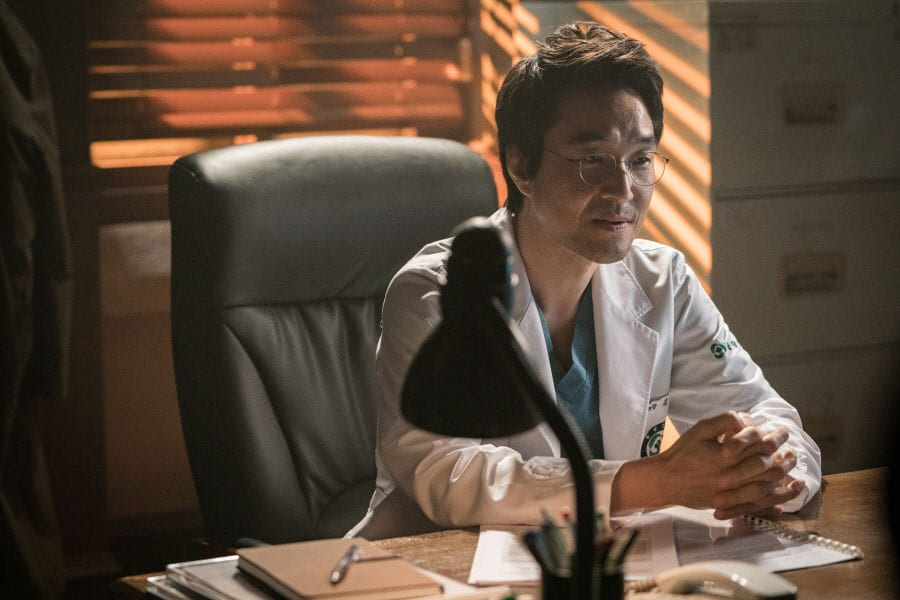 Han Suk Kyu dans Dr Romantic 2