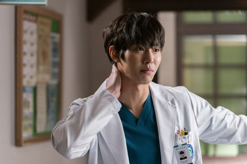 Ahn Hyo Seop dans Dr Romantic 2