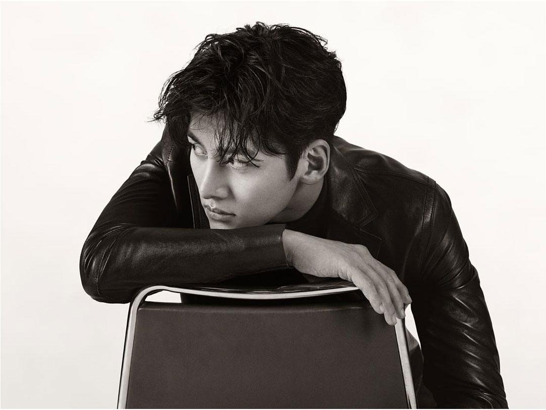 Ji Chang Wook pour Calvin Klein 2020