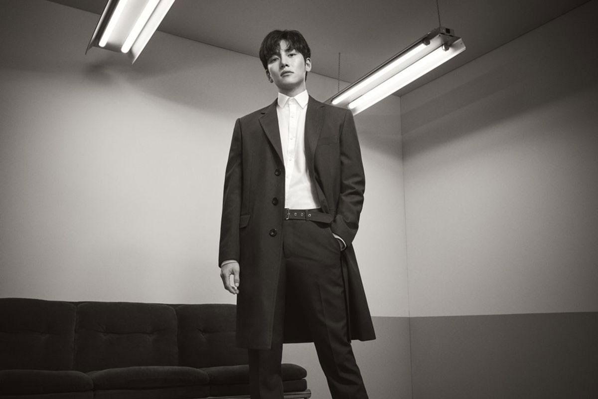 Photos de Ji Chang Wook pour Calvin Klein