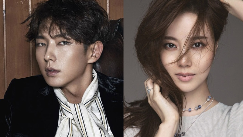 Lee Joon Gi et Moon Chae Won