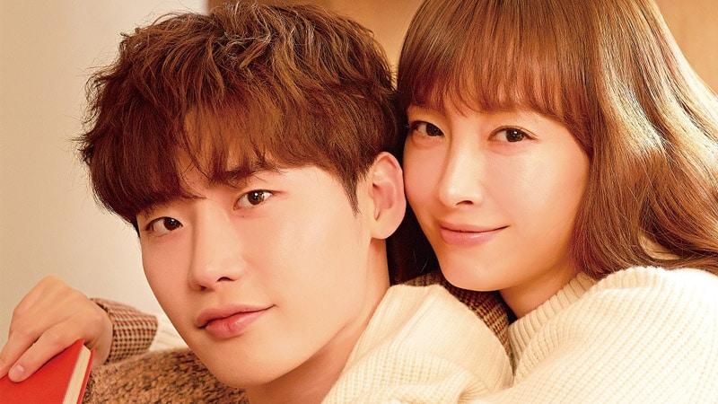 Romance Is A Bonus Book avec Lee Jong Suk et Lee Na Young