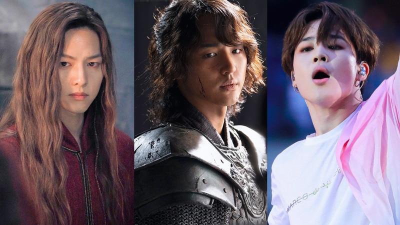 Song Joong Ki, Yang Se jong et Jimin