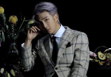 RM (Kim Nam-Joon) pour l'album Map Of The Soul 7 de BTS