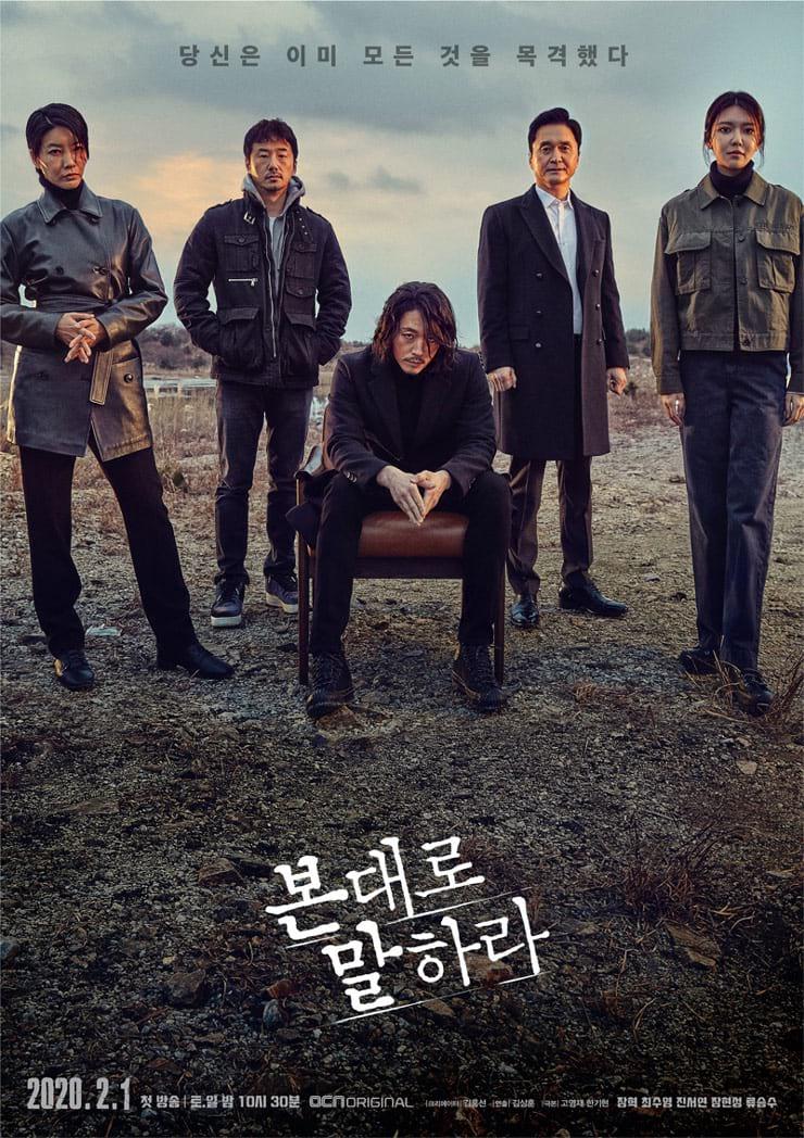 Avis : Tell Me What You Saw, avec Jang Hyuk et Choi Soo Young