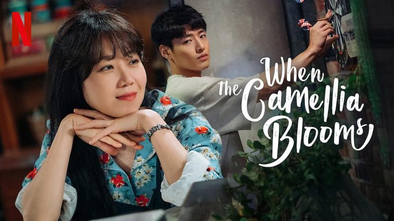 Gong Hyo Jin et Kang Ha Neul dans When the Camellia Bloom (KBS2)