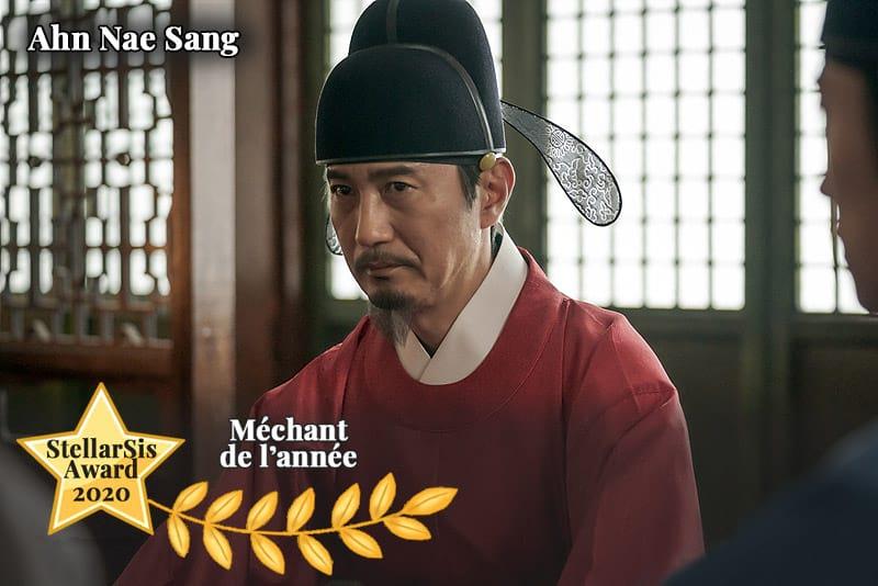 Ahn Nae Sang, le bad guy de 2019