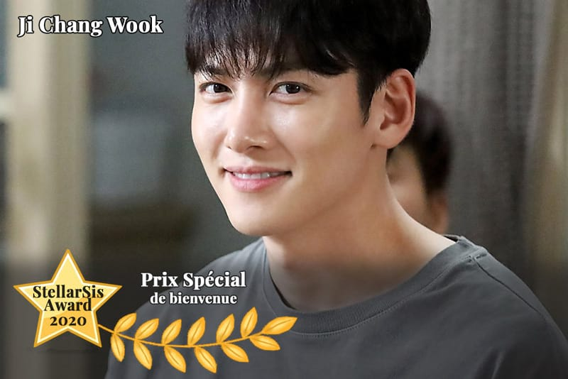 Prix de bienvenue 2019  Ji Chang Wook