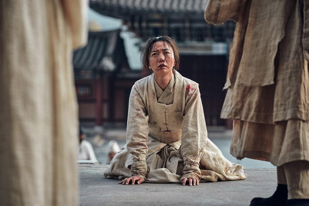 Doona Bae dans Kingdom S2
