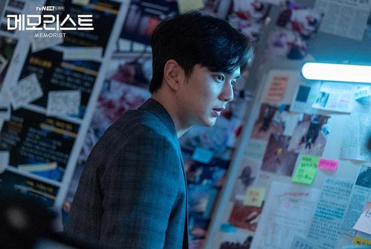 La série coréenne Memorist, avec Yoo Seung Ho