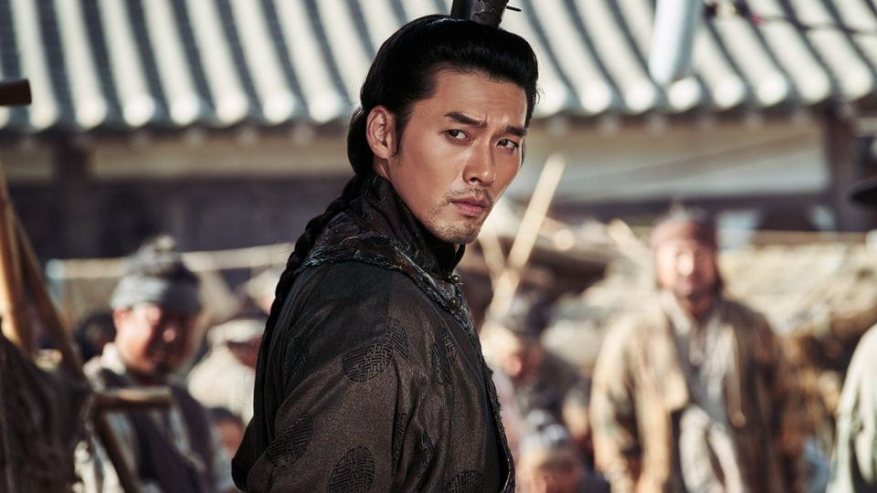 L'acteur coréen Hyun Bin