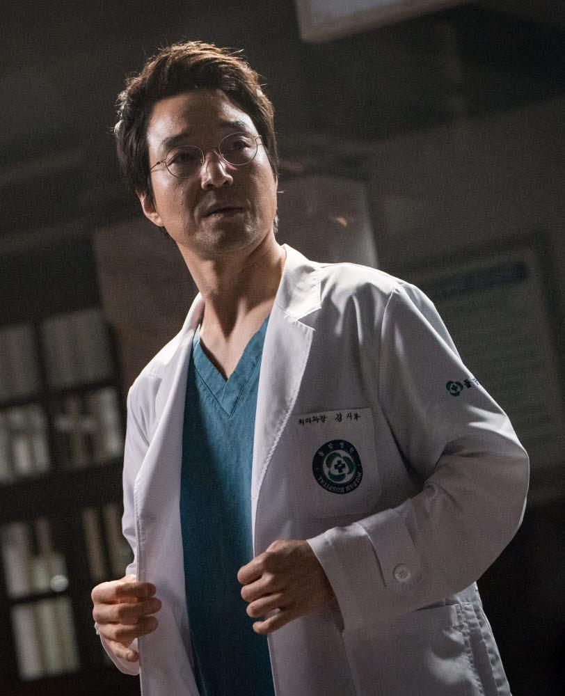 L'acteur Han Seok Gyu