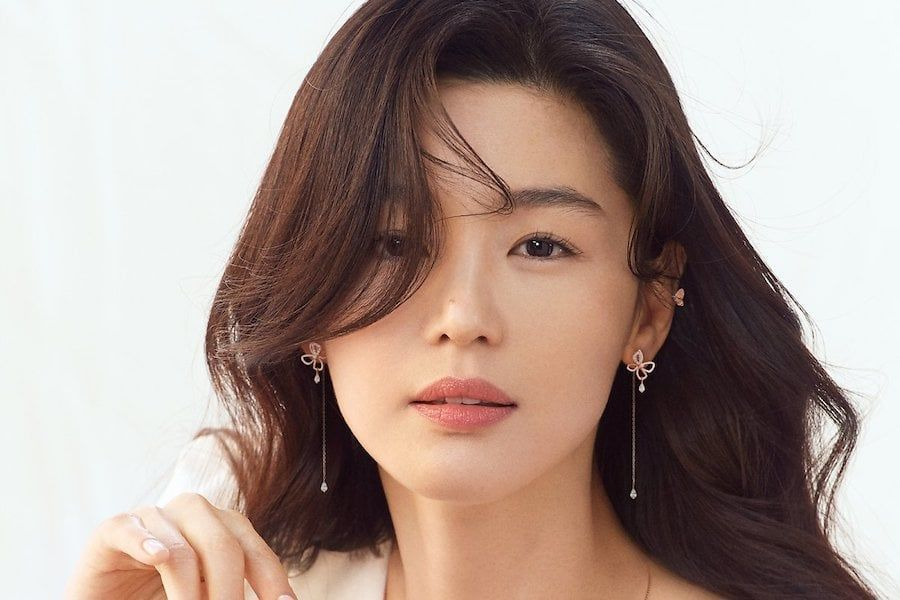 L'actrice Jun Ji Hyun