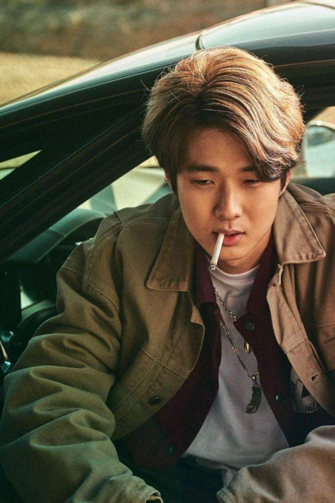 Choi Woo-Sik, acteur de La Traque et de Parasite