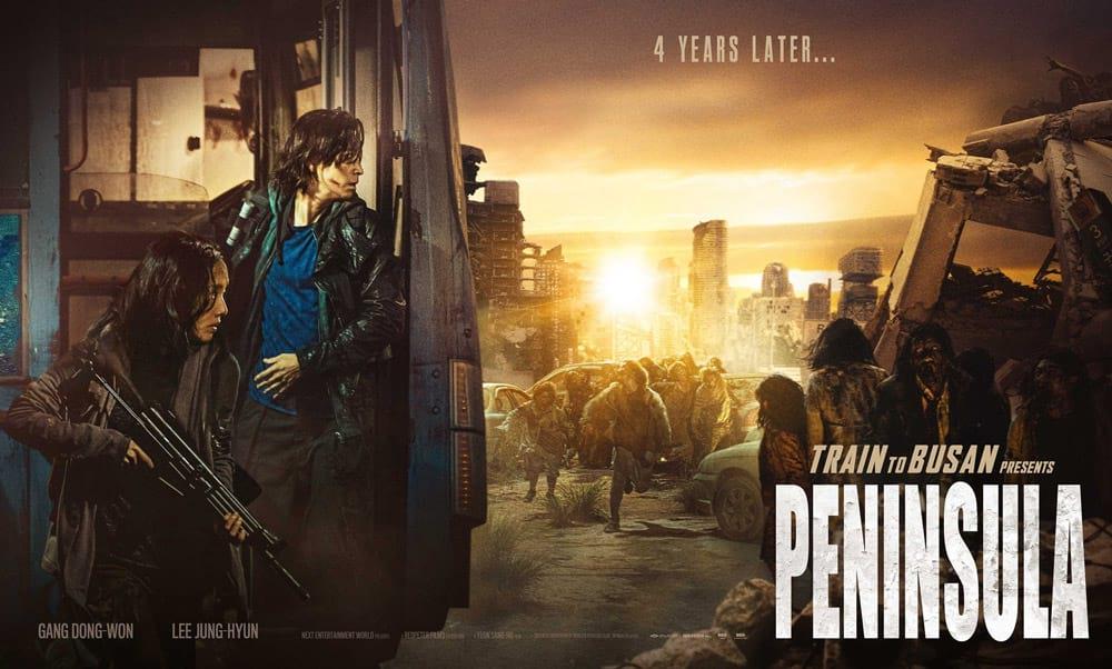 Poster du film Peninsula de Yeon Sang Ho