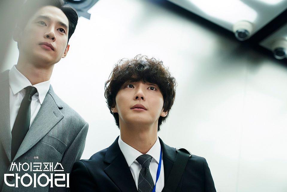 Park Seong-Hun et Yoon Shi-Yoon