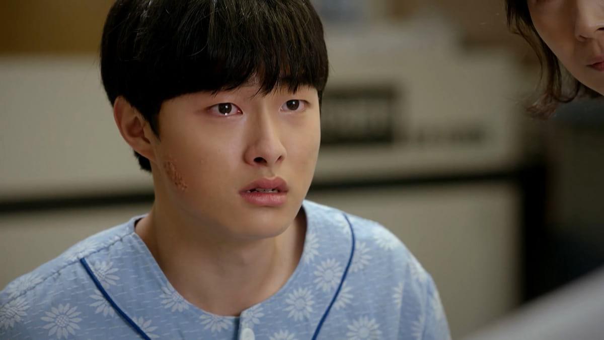 Yoon Chan Young dans le drama Doctor John (SBS)