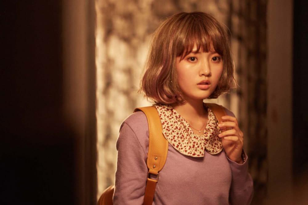 Seo Minhee (Jung Da Bin) dans Extracurricular
