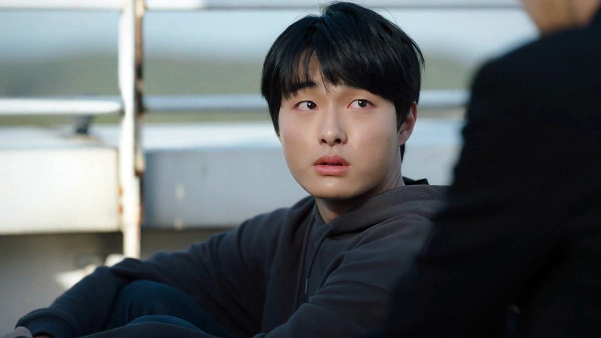 Yoon Chan Young dans le drama Nobody Knows (SBS)