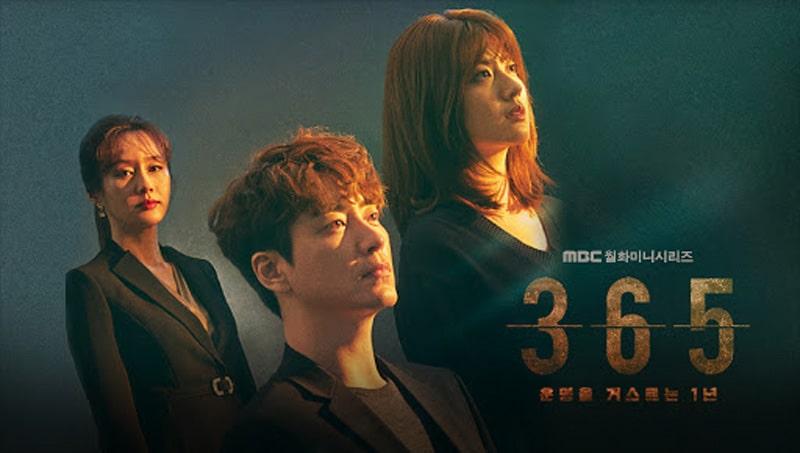 Nam Ji Hyun dans le drama 365: Repeat The Year
