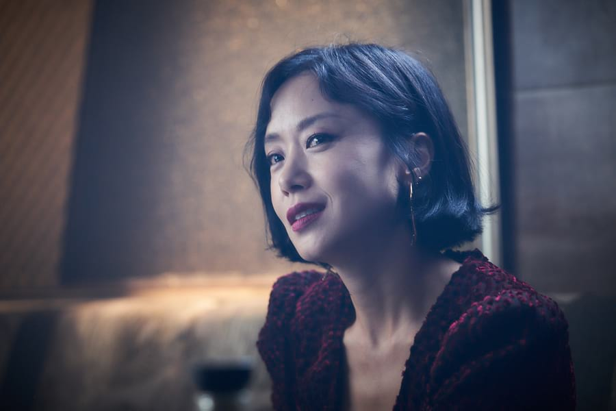 Jeon Do-Yeon (Lucky Strike)
