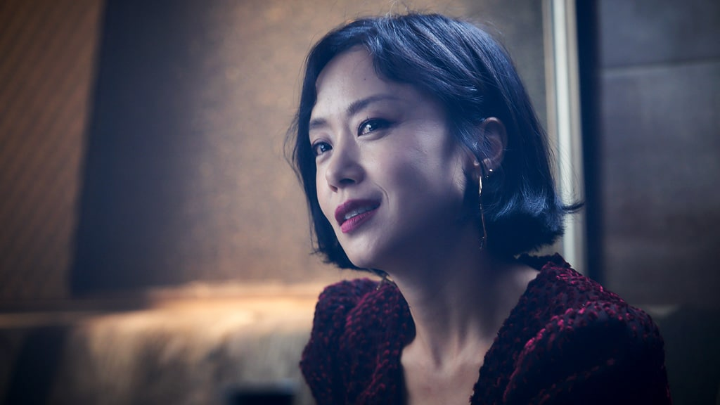 Jeon Do-Yeon dans Lucky Strike