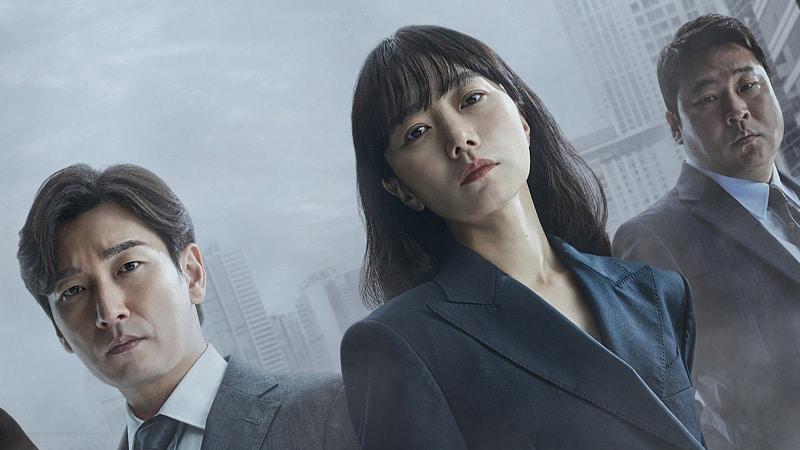 Bae Doona et Cho Seung Woo dans Stranger 2