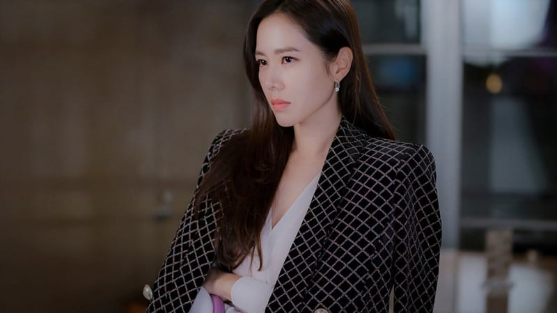 Son Ye Jin dans Crash Landing On You