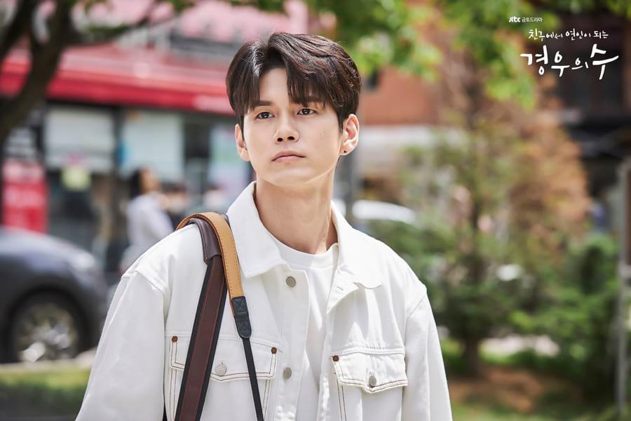 Ong Seong-Wu (More Than Friends)